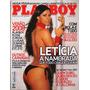 Playboy Letícia Carlos * Frete Grátis*