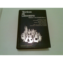 Livro Tecnicas De Laboratorio 1977
