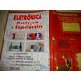 Kit Eletrônica Montagem E Experimento Nº1 - Raro. Ver Fotos.