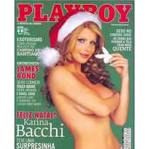 Playboy Karina Bacchi * Frete Grátis*