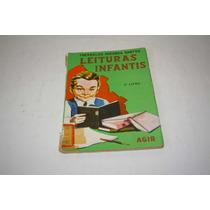 Leituras Infantis - 3º Livro- Theobaldo Miranda Santos -1968