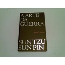 Livro Arte Da Guerra Ediçao Completa 2004