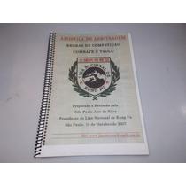 Livro Técnico Kung Fu - Frete Gratis