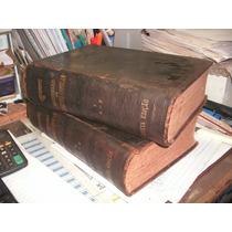 Raridade: Dicionário Chernoviz Medicina Popular-1890 - 2 Vol