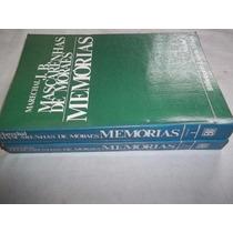 * Livro - Memórias Marechal Mascarenhas De Morais 2 Vol