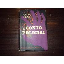 Obras-primas Do Conto Policial - Luís Martins - 1955