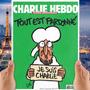 Revista Charlie Hebdo Nº 1178 - Original - Edição Francesa