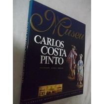 Livro - Carlos Costa Silva - Museu - Raro