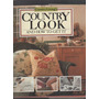 Livro Country Living´s Look And How To Get It F4
