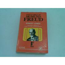 Livro ,,, Vida E Obra De Sigmund Freud ,,, 1979