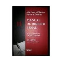 Livro Manual De Direito Penal 2 Parte Especial Arts121 A 234