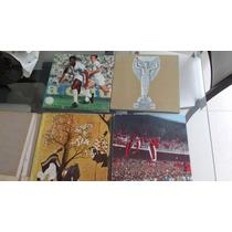 Livro A Historia Ilustrada Do Futebol Brasileiro Vol 1 2 3 4