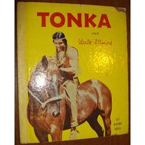 Livro Filme Faroeste Disney Antigo Anos 60 Com Fotos Raro