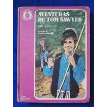 Livro Aventuras De Tom Sawyer