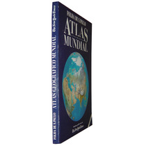 Atlas Geografico Mundial Folha S. P. Livro-