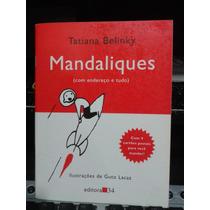 Livro - Mandaliques - Tatiana Belinky .a.b.