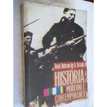 Livro História Moderna E Contemporânea José Jobson Arruda