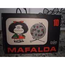 Antigo Livro [ Gibi ] Mafalda Dec, 70 Em Espanhol