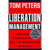 Livro Liberation Management Tom Peters