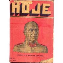 B2127 Rara Revista Hoje Nº 60, Jan 1943, Ciências, Letras