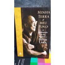 Livro -minha Terra E Meu Povo -autobiografia- Dalai Lama -ip