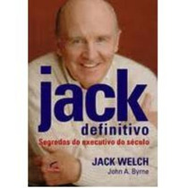 Livro Jack Definitivo Jack Welsh