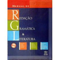 Manual De Redação, Gramática & Literatura - Dcl