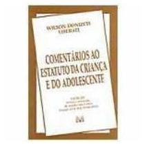Livro Comentãrios Ao Estatuto Da Criança E Do Adolescente Wi