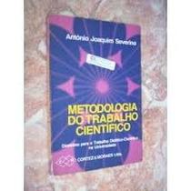 Metodologia Do Trabalho Cientifico- Antonio J. Severino