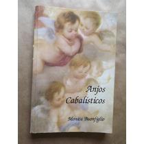Livro Anjos Cabalísticos Monica Buonfiglio
