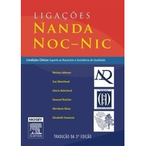 Ligações Nanda, Noc- Nic 3ª Edição - Johnson, Maureen- Ebook