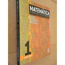 Livro Matemática Ciência E Aplicações Vol 1 Gelson Iezzi