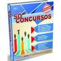 Livro Só Concursos Com 3 Cds