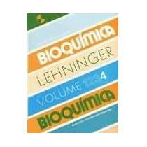 Bioquímica - Vol. 4 9788521200482 Lehninger, Albert L