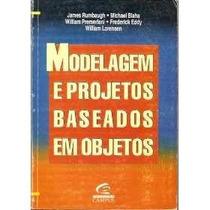 Livro Modelagem E Projetos Baseados Em Objetos James Rumbaug