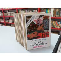 Lote Com 16 Livros Coleção Primeiros Passos O Que É Brasilie