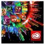 Adobe Cc Master Collection, 4 Midias Envio Imediato