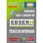 Apostila Concurso Ebserh He Ufscar Sp Téc Em Enfermagem 2015