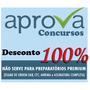Cupom De 100% De Desconto Aprova Concursos Preparatórios