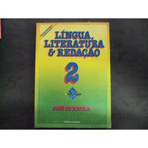 R/m - Livro - Lingua Literatura & Redação 2 - José De Nicola