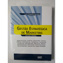 Livro - Gestão Estratégica De Marketing - Frete Grátis*.