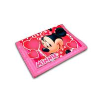 Carteira Minnie Disney Original Brilha Festa