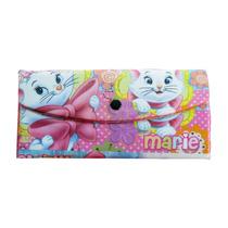 Carteira Infantil Marie Disney Original Brilha Festa