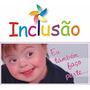 Dvd Educação Inclusiva X Educação Especial Para Deficiêntes.