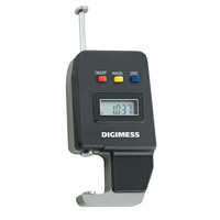 Medidor De Espessura Digital 0-15mm 0,01 Digimess 130.401
