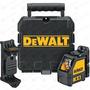 Nível Laser Esquadro Laser Dewalt Dw088k - Com Maleta