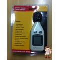 Decibelímetro Digital Medidor Sonoro Decibéis-sem Embalagem