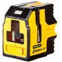 Nivel Laser Auto Nivelador Stanley 15m Com 3 Linhas