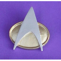 Comunicador Pin Botom - Jornada Nas Estrelas Tng - Star Trek