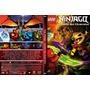 Dvd Lego Ninjago - Torneio Dos Elementos
